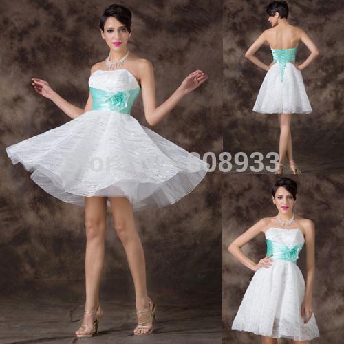 Vestidos de debutantes curtos