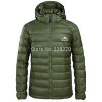 8&Man lightweight fugu down jacket reversible outdoor jackets hooded winter warm coat free shipping