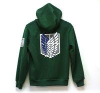 2014 New Attack on Titan Shingeki no Kyojin Scouting Legion  sweater cosplay