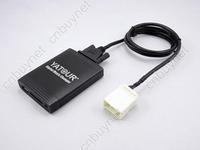 Yatour Digital Music Changer MP3 USB+SD MP3 Adapter for Mercedes for Honda Goldwing GL1800