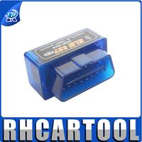 2014 super obd2 scanner elm327 series mini 327 elm327 bluetooth (10pcs\lot)