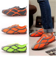 Summer Breathable mesh shoes men sports casual shoes sneakers for men boat shoes new designs 2014