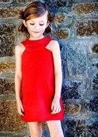 New Quality Fashion Children  Clothing Girls  Summer  Europe and America Sleeveless Bows Elegant  Cotton Dress Kids Dress