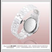 Wholesale Ms. Brand Ceramic Watches La Traviata Table Mountain Quartz watch Waterproof female watches