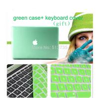 Hot laptop case protective shell macbook air 11.6 case/mac pro 13 15 retina notebook+keyboard skin computer accessories freeship