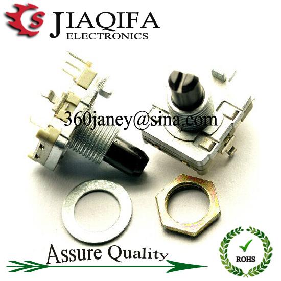 Коммутатор JIAQIFA EC16 /3 Pin 15 Encoder/Mouse Scroll Wheel Encoder/Switch Accessories коммутатор zyxel gs1100 16 gs1100 16 eu0101f
