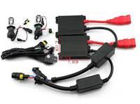 12V 55W BI-XENON HID Head Light KIT H4-3 9004-3 9007-3 H13-3 AC Xenon Bulb 4300K 5000K 6000K 8000K 10000K