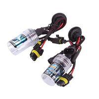 1Pair 55W AC 12V Brand New 9006 HB4 HID Xenon Replacement Head Light Bulb Lamp Fog light bulbs 4300K 6000K 8000K 10000K