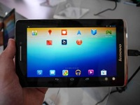 Original Lenovo S5000 MTK8389 Quad Core 7inch Android4.2 3G 1.2GHz 1GB RAM 16GB ROM 5MP Multi-language WCDMA GPS 3G Tablet PC