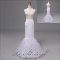 2014 Tulle mermaid petticoats for wedding dresses underskirt crinolin12009 wedding bridal petticoat underskirt crinolines