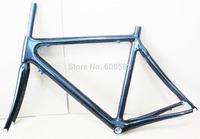Size 550,UD Glossy Finish,Carbon Frameset Road For Bike Bicycle,(Frame+Fork+Headset)