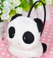 Fashion Cute Soft Panda Earmuffs Warm Paragraph Earmuffs For Man And Women Winter Children Earmuffs