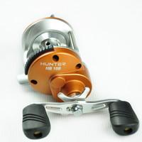 New free shipping,  HB 10B,Raft/Ice  fishing reel