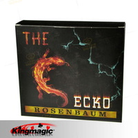 Free Shipping Gecko by Jim Rosenbaum With DVD Magic Tricks Magic Props