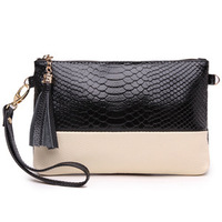 100% Genuine Leather Multifunctional Women Handbag Day Clutch Coin Purse Evening Bag Clutches DC90