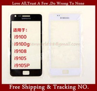 New Highscreen For Samsung Galaxy SII i9100 Prestigio Touch Screen Panel Digitize Glass Sensor Replacement