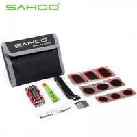SAHOO Portable and practical bike purse kit (3 color) Freeshipping