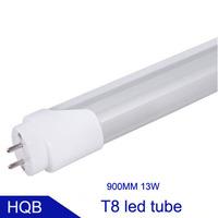 LED Tube T8 0.9m 13W AC85V-265V LED Lamp LED Light 2835SMD lights lighting Cold White/Warm White Living Room Bedroom 4pcs/lot
