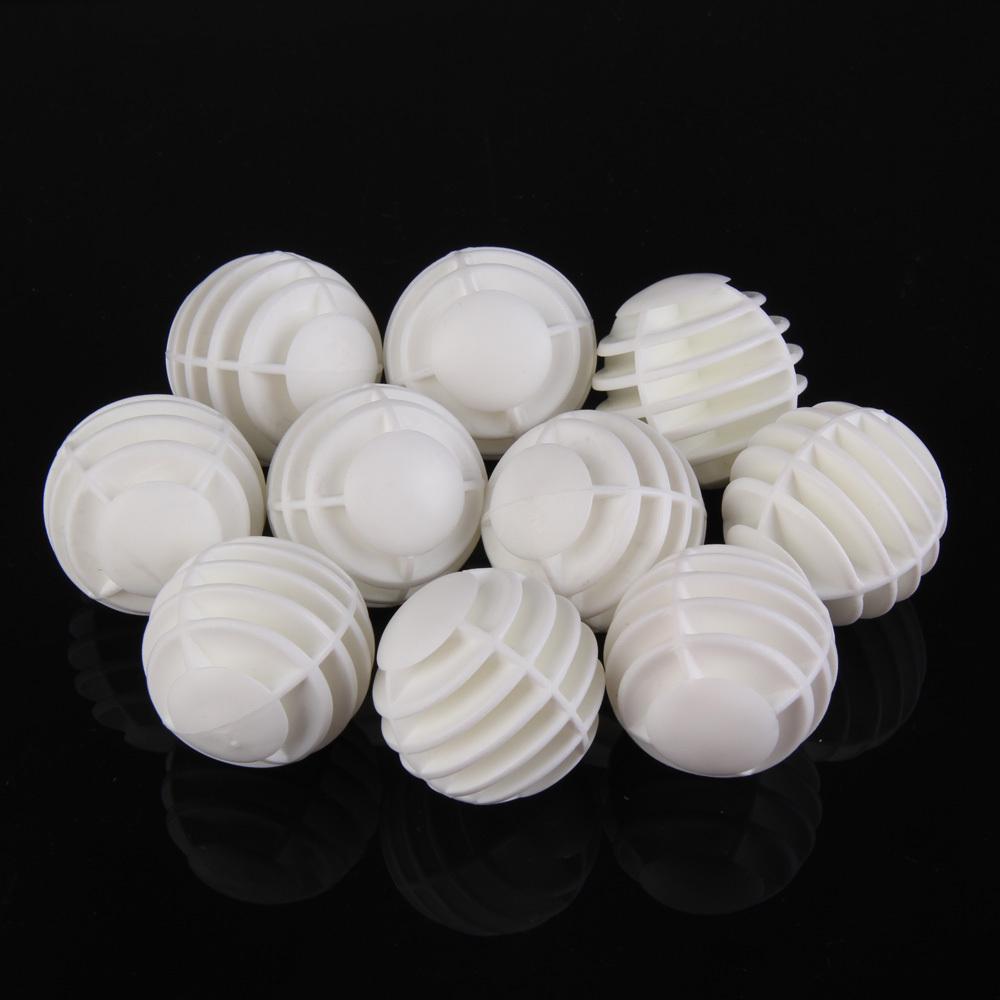 10PCS Golf Close Range Balls Grid Practice Balls ABS 42mm White TD#T(China (Mainland))