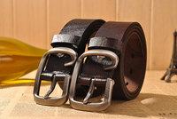 Discount genuine leather women men waist strap casual trouser joker lady gentlemen belt classic letter design buckle unisex belt