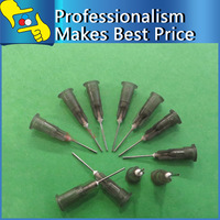 100PCS 30MM 22G outside diameter 0.7mm tip dispenser sringe needles for dispenser controller
