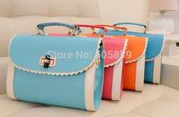 2014 autumn and winter fashion new Korean Ms. packet handbag shoulder bag Messenger bag