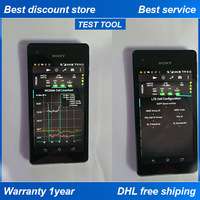 free shipping dhl + LT30A tems pocket 13.x test device (test tool) +12 month warranty + support FDD LTE/3G/2G testing