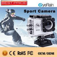 Original SJ4000 Action Camera Diving 30Meter Waterproof Camera Mini Camcorder HD SJ4000 Helmet Camera Underwater Sport DVR Gopro