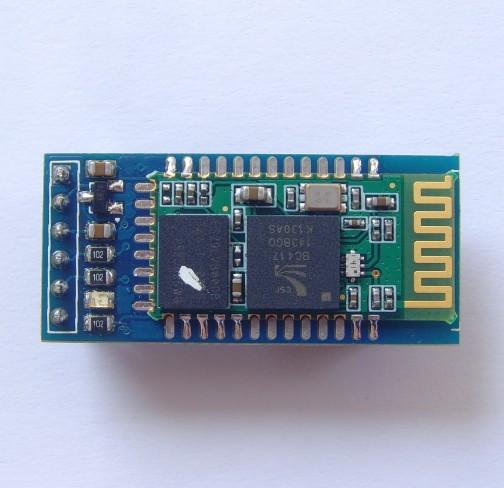 LC-06 Bluetooth v2.0 Wireless Serial Port Module Slave CSR GPS Serial Module Wireless Transmission Module(China (Mainland))