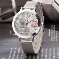 New arrival fashion 2014 hot sell women diamond watch alloy gold band Men women wrist watches women rhinestone watches