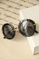2014 brand design new vintage round sunglasses oculos De sol women fashion sun glasses hot sale sunglass free shipping
