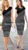 Vestido De Festa Sale Party Dresses In The Autumn Of 2014 New Fashion Female Oblique Major Suit Dress Single Product Sales Ebay