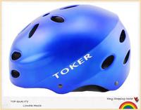 Toker genuine BMX mountain bicycle/bike helmet.male&female scoorter&skating&hip-hop helmet,S/M/L size Sky blue,free shipping