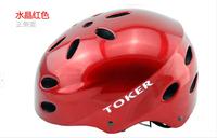 Toker genuine BMX mountain bicycle/bike helmet.new male&female scoorter&skating/hip-hop helmet,S/M/L size,free shipping