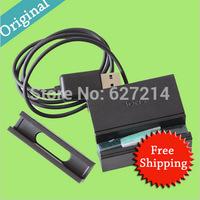 10pcs/lot Original Dk30 Dk31 Magnetic Charging Charger Dock For sony xperia z1 Ultra XL39H Z1 L39H station Desktop Cradle
