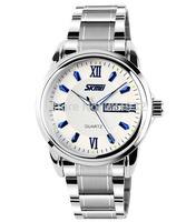 Skmei Watches Men Luxury Brand New Hot 2014 Design Military Sports Wristwatches Men Quartz Digital Fashion Watch Full Steel