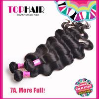 Brazil hair curtain virgin hair Brazil send real hair wigs Europe and the mechanism of hair curtain