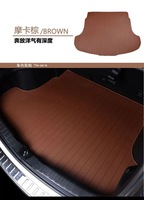 free shipping leather car trunk mat for mazda cx-5/chevrolet captiva/x3/x5
