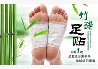 Free shipping natural herbal wood vinegar detox foot patch personal care products wholesale