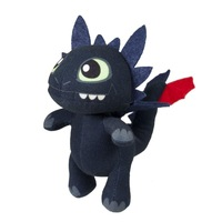 Free Shipping Original How to Train Your Dragon Toys Cute Plush Toy Toothless Dragon 14cm Brinquedos Kids Toys for Children