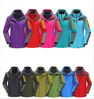 Outdoor Sports Helly Hansen Windproof Waterproof Hiking Skiing Climbing Hunting Softshell Men Women Jackets Colors Free Shipping