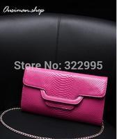 New Women Hand bag bag 2014 new Europe and the United States leather handbag shoulder aslant Female bag  b49