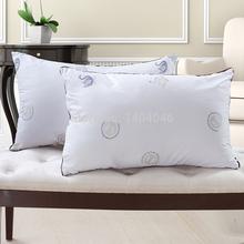neck goose down pillow free shipping pillow core emoji pillow massager bedding set backrest cushion psg(China (Mainland))