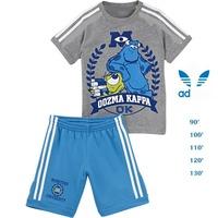 566 Free shipment fashion kids suit 5sets/lot wholesales 2 color