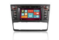 """7""""Car DVD Player for BMW E90 E91 E92 E93 with GPS Navigation Stereo Bluetooth Radio TV Map RDS AUX"""