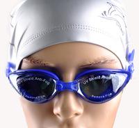 2014 New Arrival Free shipping anti-fog mirrored Adjustable Eyeglasses men women unisex coating swimming glasses adult goggles