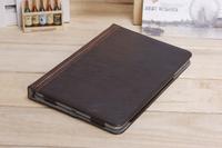 For iPad mini /  mini Retina ipad 2 3 4 and ipad 5 / ipad air vintage book style flip leather case cover
