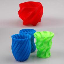 3D Printer Filament 1kg 2.2lb 3mm ABS Plastic for MakerBot RepRap Mendel