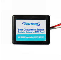 Seat Occupancy Occupation Sensor SRS Emulator Support for all BM series (1997-2010) E31, E36, E38, E39, E46, E90, E92, E93, etc