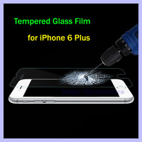 5.5 Inch Screen Protector 9H Hardness Premium Tempered Glass for iPhone 6 Plus